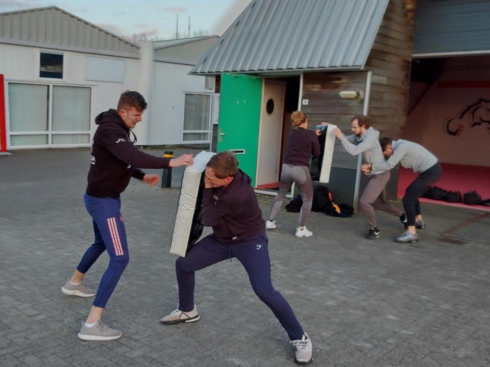 MKKM - Selfdefense Training